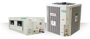 Ducted Split Air Conditioner Units
