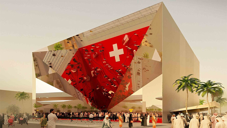 Swiss Pavilion - Expo 2020